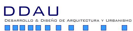 DDAU ARQUITECTOS