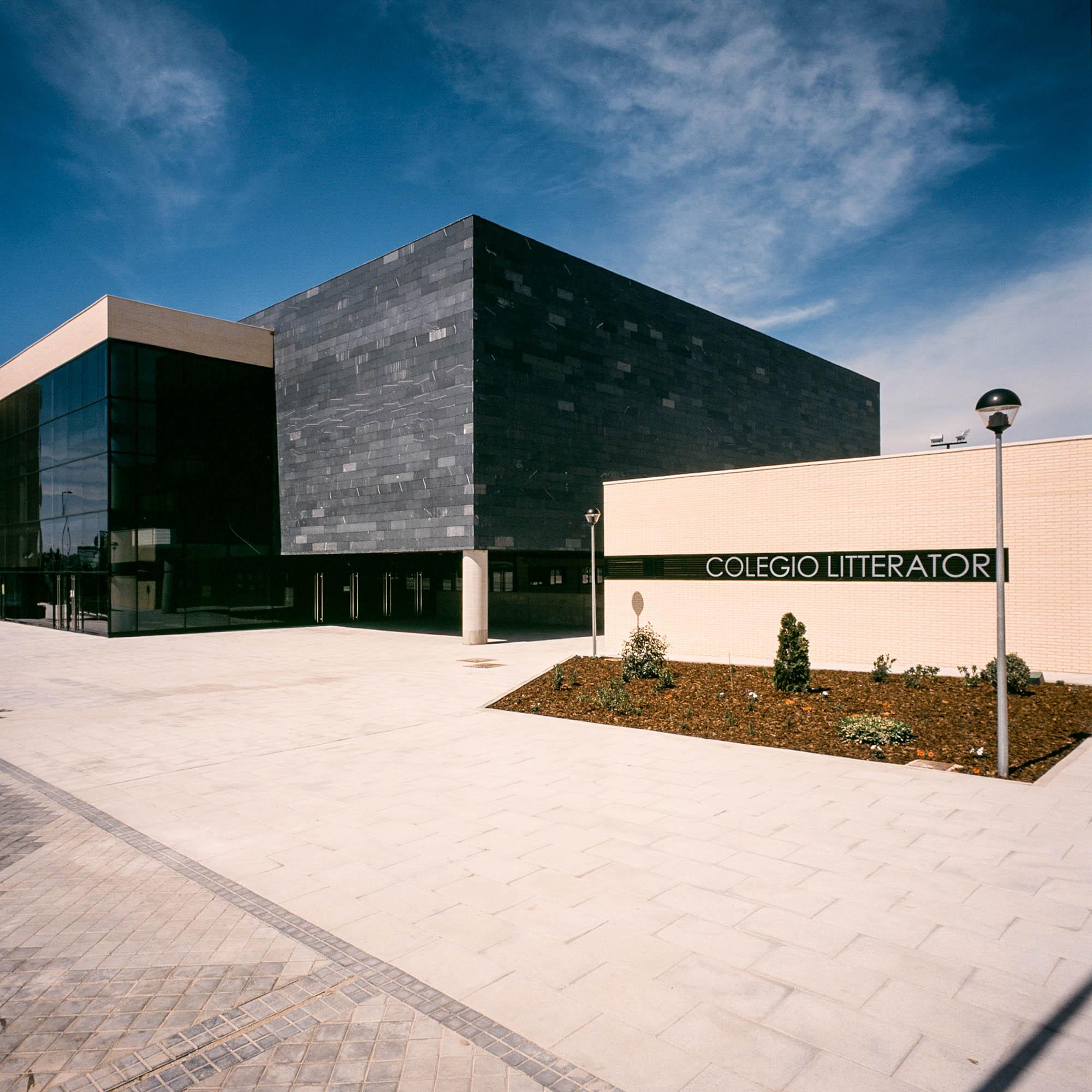 Colegio Litterator en Aranjuez