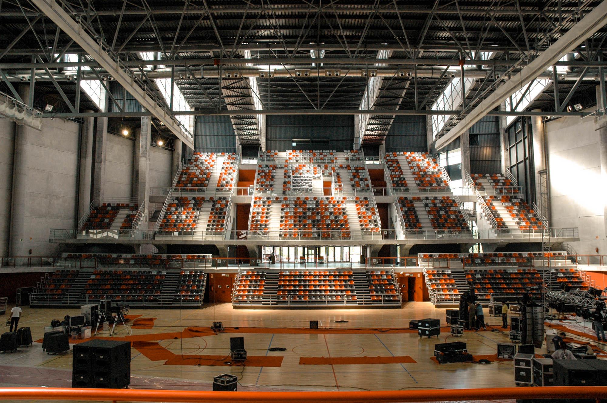 Polideportivo Municipal Príncipes de Asturias en Pinto