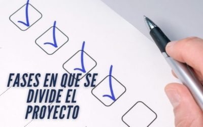 Fases en que se divide el proyecto